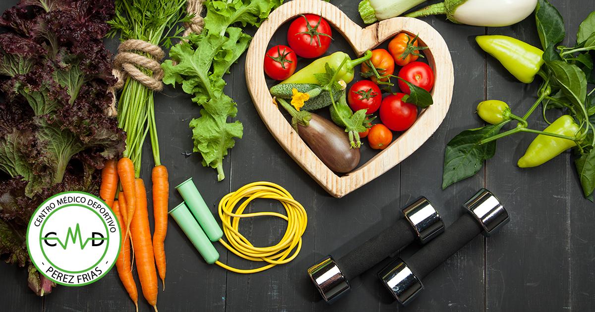 Hábitos de vida saludable 2019