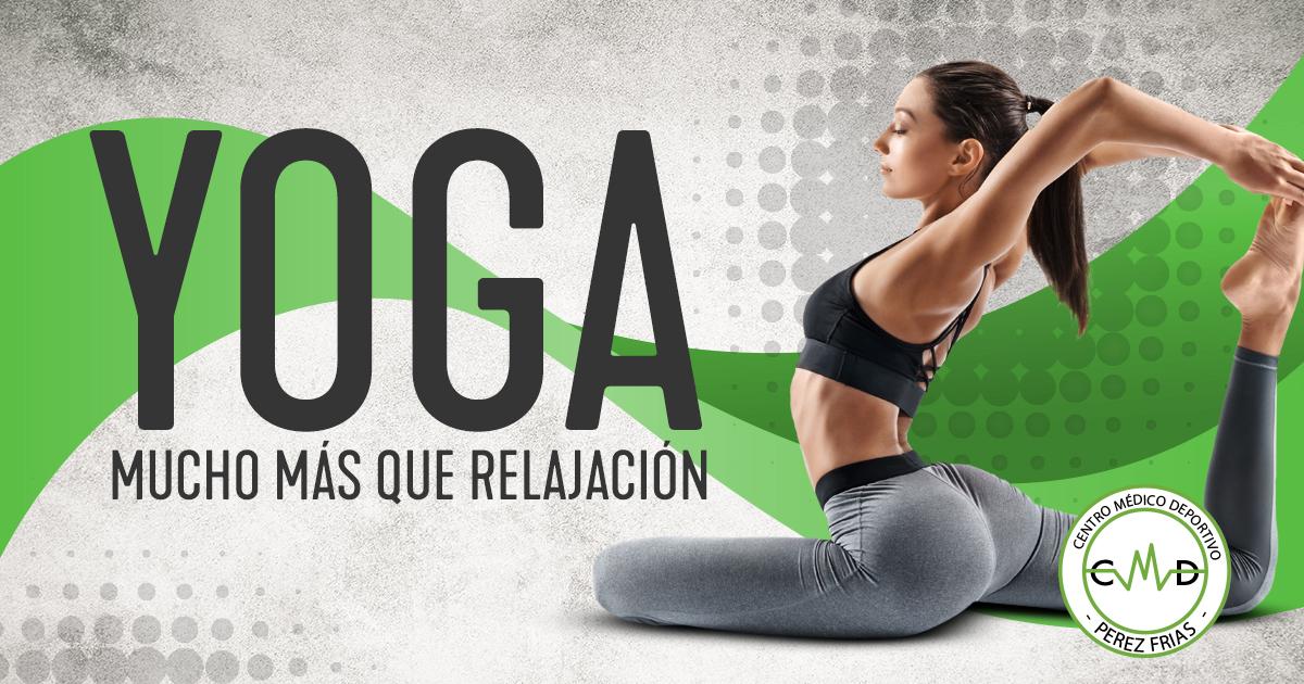 Yoga en el deporte