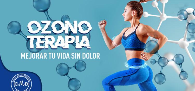 Ozonoterapia ¡Mejora tu vida sin dolor!