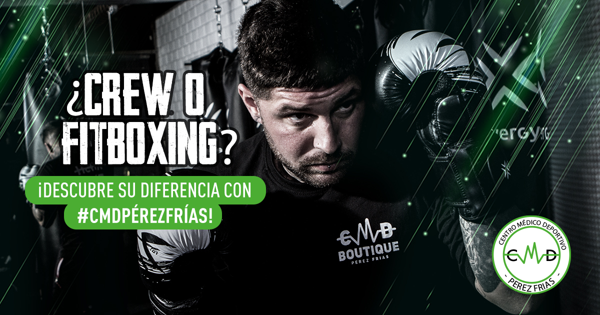 Crew o fitboxing diferencias
