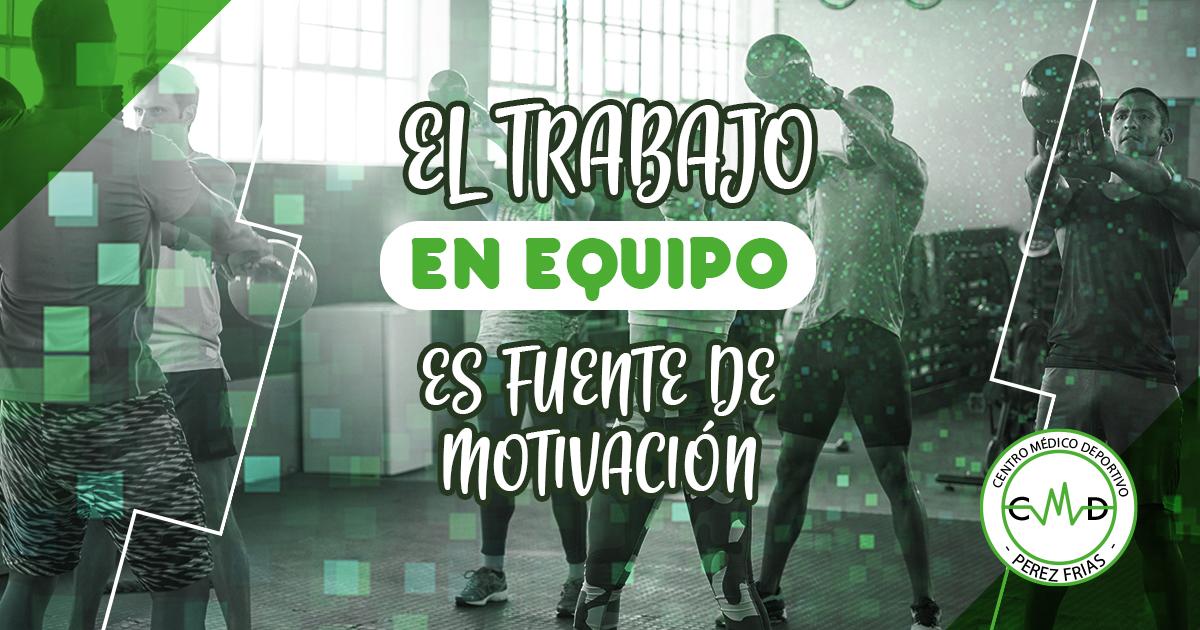 Deportes colectivos para la motivación